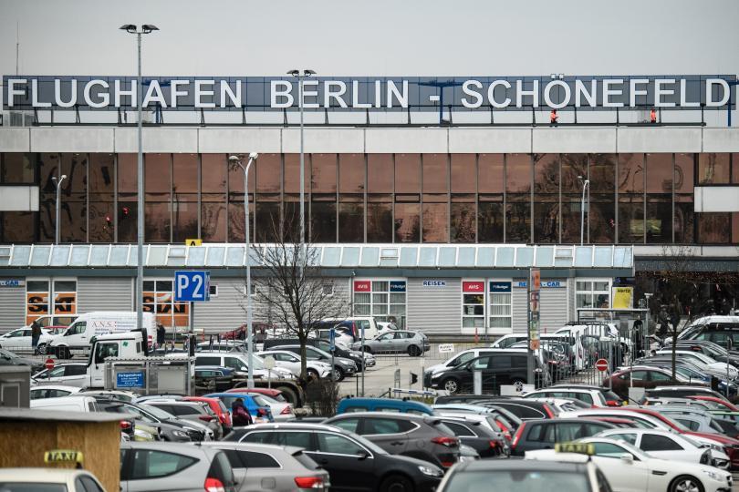 Снимка: Заради авария с германски правителствен самолет летище Шьонефелд беше блокирано