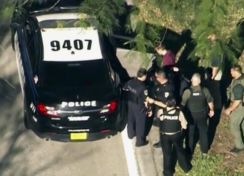 Няколко души са простреляни в гимназия в Мериленд, съобщиха местни
