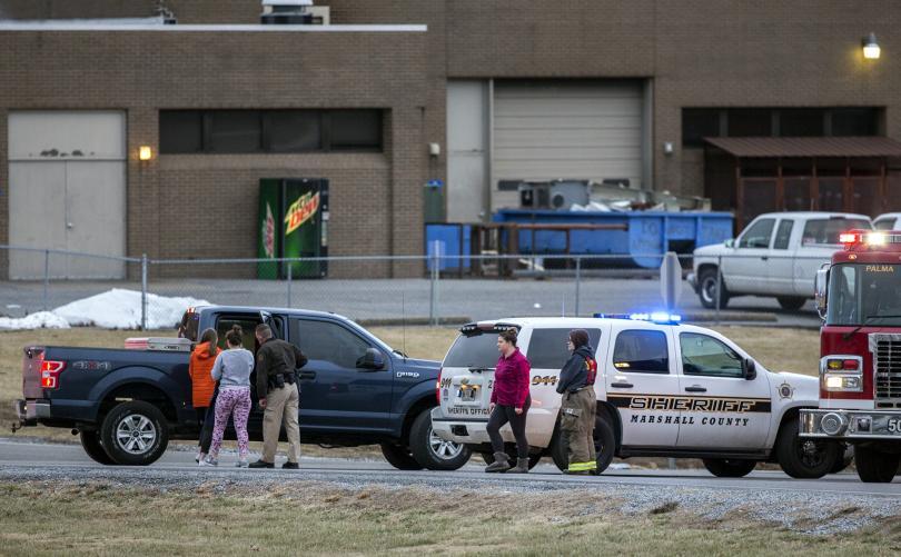 Отново стрелба в американско училище.Извършител е 15-годишен ученик. При атаката