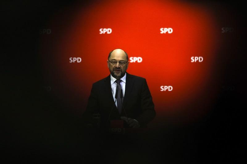 германските социалдемократи взели решения коалиция ангела меркел