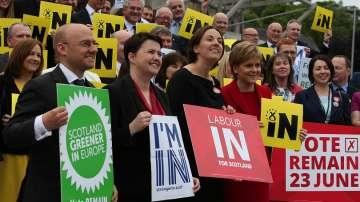 Шотландия иска да е част от ЕС