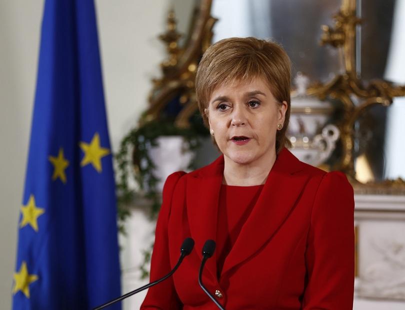 Шотландия ще преговаря за оставане в ЕС