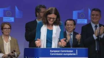 ЕС и Меркосур подписаха споразумение за свободна търговия