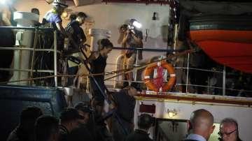 Поредно заседание срещу капитанката, която акостира с кораб с имигранти в Италия