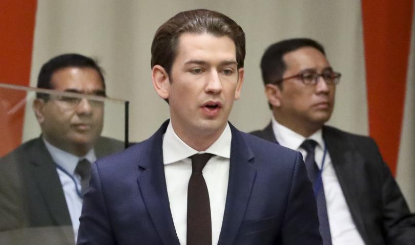 В Австрия, държавата председател на ЕС, се разгаря скандал заради