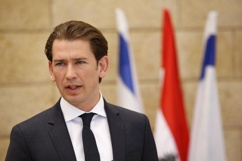 Себастиан Курц, канцлер на Австрия