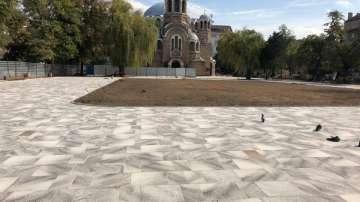 Столичната община отговори на критиките за ремонта на центъра на София