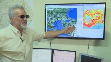 БАН: Отмина основната опасност от земетресението в Турция
