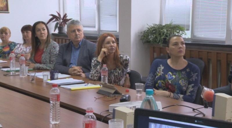 снимка 1 СЕМ прие отчета на БНТ