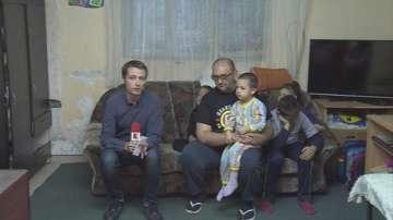 9-членното семейство ще получи общинско жилище
