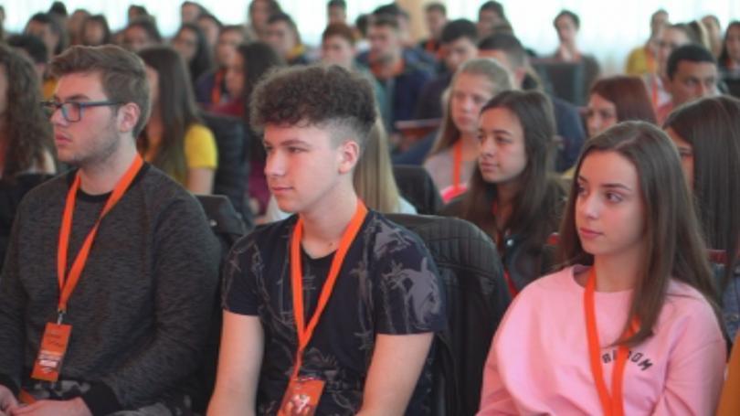 Снимка: Трети интерактивен семинар за деца на Фондация Българска памет