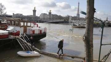 Нивото на Сена в Париж няма да надхвърли 6 метра, според последните прогнози