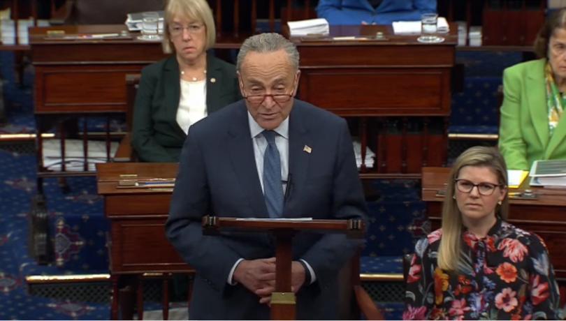 снимка 1 Сенатът оправда Тръмп