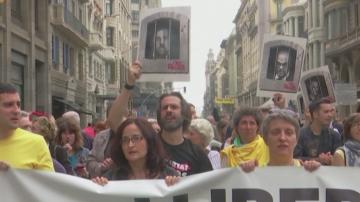 Общо 100 години затвор получиха водачите на каталунските сепаратисти