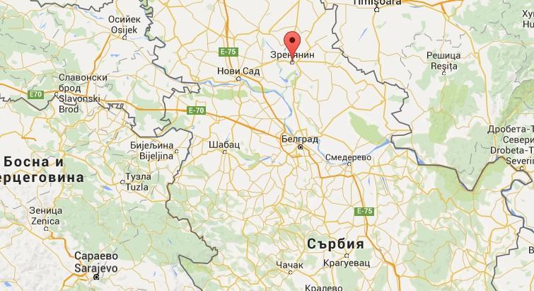 снимка 1 Петима убити и 20 ранени в масова стрелба в сръбско кафене