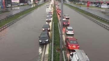 Наводнения в Унгария и Сърбия