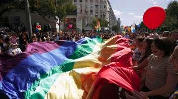 Гей парадът в Сърбия завърши без инциденти