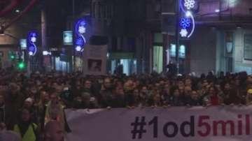 Сръбската опозиция с бойкот в парламента