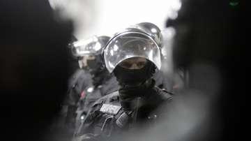 Сигнал за бомба в центъра на Белград