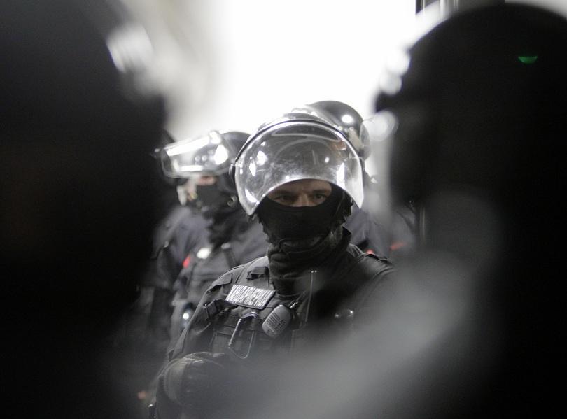 Снимка: Сигнал за бомба в центъра на Белград