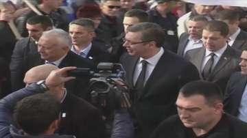 Изборна победа за управляващите в Сърбия