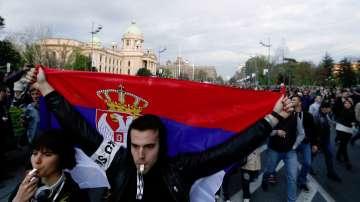 39% от сърбите имат положително мнение за ЕС