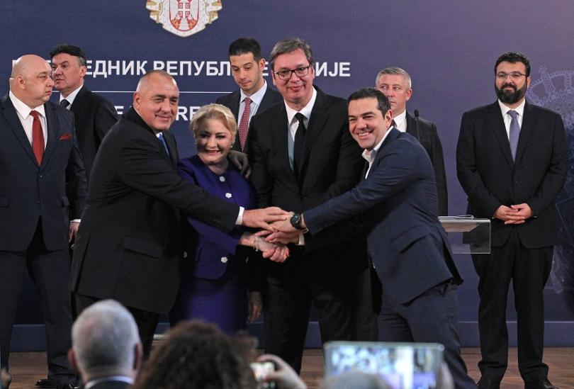 Бойко Борисов в Белград: Ако нещо може да потопи Балканите, това е миграцията