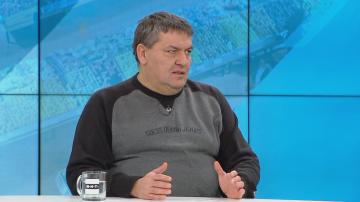 Сергей Иванов: Не можем да твърдим, че българите консумират по-лоша храна