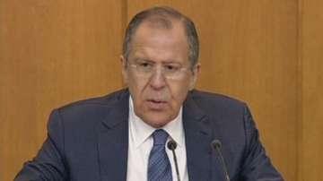 Руският външен министър Сергей Лавров за спирането на проекта Южен поток