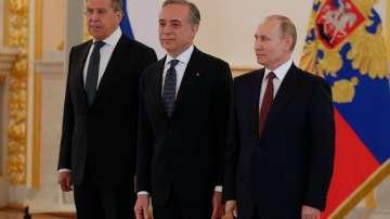 Сергей Лавров: Тръмп покани Путин на среща, но подготовката не е започнала