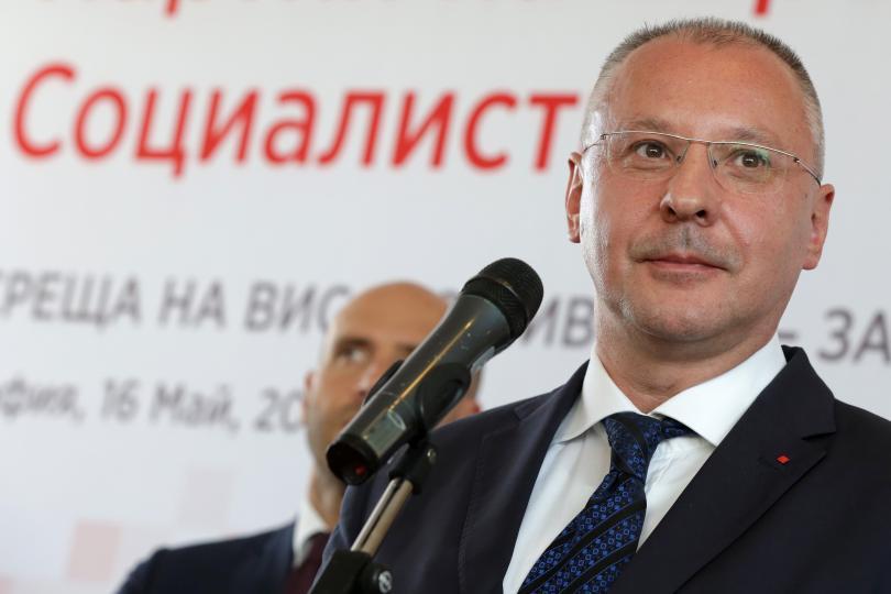 Очаква се Сергей Станишев да бъде преизбран за лидер на ПЕС