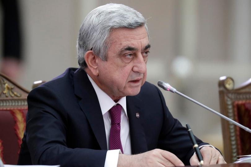 снимка 1 Сблъсъци и протести в Армения заради избора на премиер