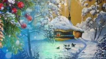 Коледният поздрав на сестра Серафима