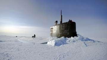 Северният полюс се измества към Сибир