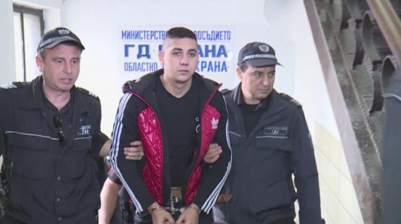 Обвиненият за убийството на журналистката от Русе Виктория Маринова беше