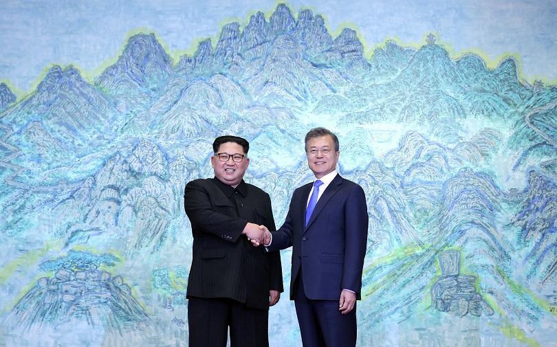 Приключи първият кръг от разговорите между лидерите на Северна и