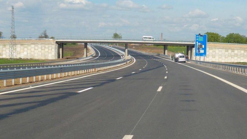 Ще има гратисен период за шофиране по Северната скоростна тангента без винетка