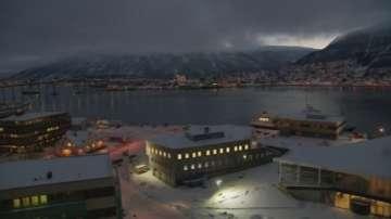 Рекорден брой туристи се радват на Северното сияние в Норвегия
