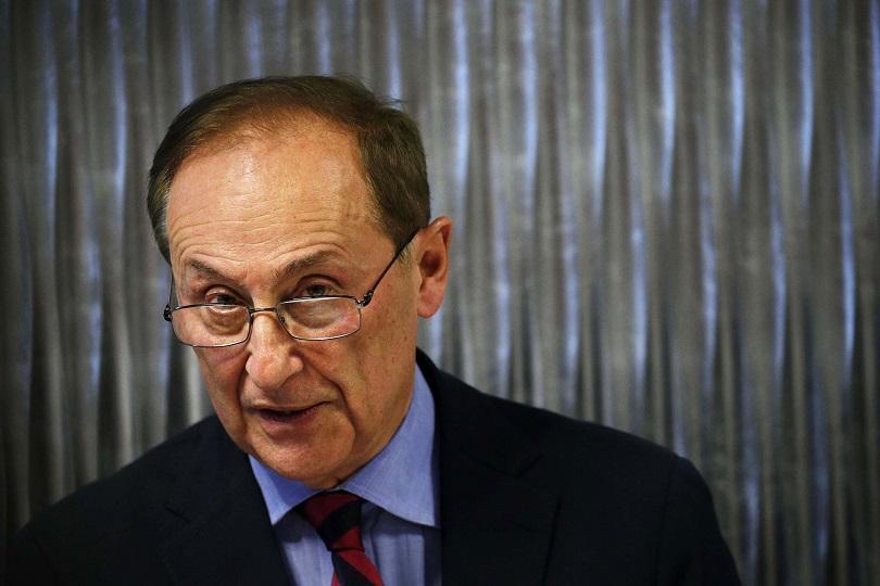 Президентът на Френската федерация по кънки на лед Дидие Гайлаге