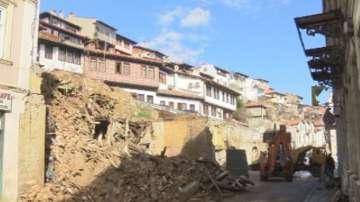 Рухна сграда - паметник на културата във Велико Търново