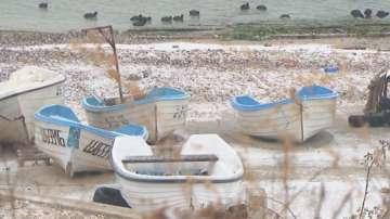 Прекратиха търсенето по море на двамата рибари, изчезнали в района на Дуранкулак