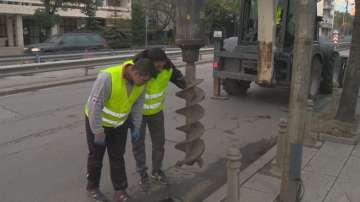 Направиха списък на местата, на които се образуват локви в София