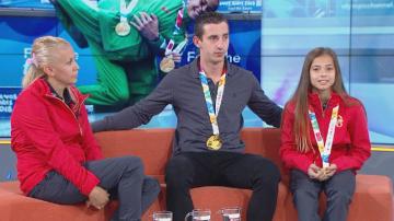 Златни медали за български акробати от младежката олимпиада в Буенос Айрес