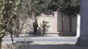 Въоръжени мъже нападнаха редакцията на афганистанска телевизия