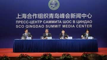 Среща на Шанхайската организация за сигурност в Китай