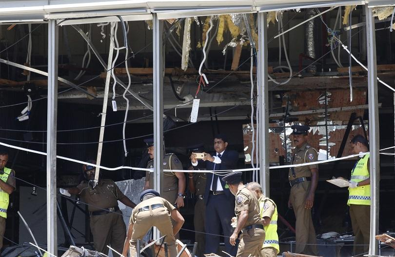 МВнР: Има българи в един от хотелите, засегнати от бомбените атаки в Шри Ланка