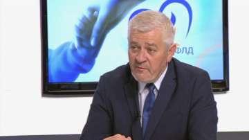 В. Шарков: Част от бизнеса в здравеопазването предлага неимоверно високи заплати