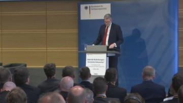 Първа реч на действащ шеф на МИ5 извън Великобритания