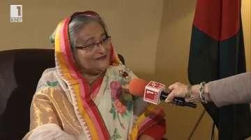 Специално интервю пред БНТ на министър-председателят на Бангладеш Шейх Хасина