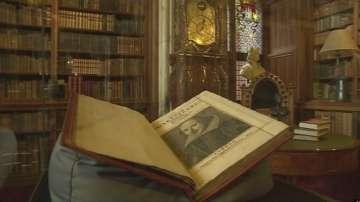 Откриха Първо фолио на Шекспир на шотландски остров